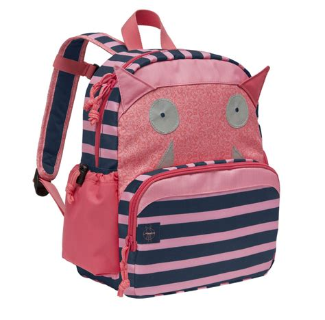 Lassig 4kids Mini Backpack Mad Mabel l 228 ssig backpack 4kids mini m monsters mad mabel