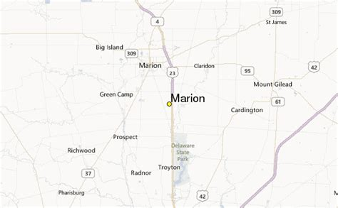 Marion Ohio Records Marion Weather Station Record Historical Weather For Marion Ohio