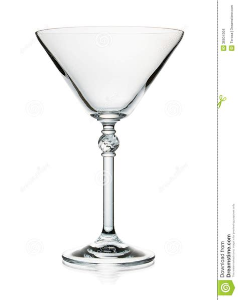 martini white martini glass stock photo image of crystal drink