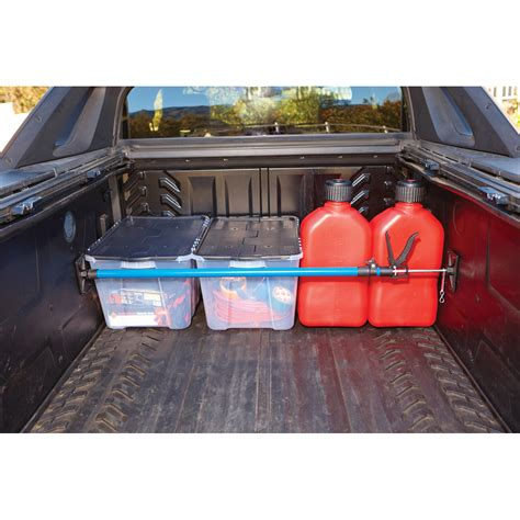 cargo bar for truck bed 2 in 1 support cargo bar