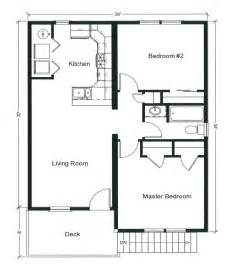 2 Bedroom Bungalow Floor Plan Plan And Two House Plans 1 Bedroom Bungalow