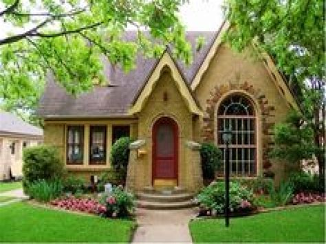 Cottage Style Home by French Tudor Style Homes Cottage Style Brick Homes Brick