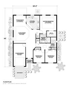 concrete house floor plans