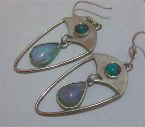 Earrings Australia Handmade - handmade opal jeweler goldsmith opals at wholesale prices