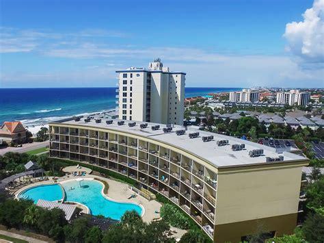 destin rentals on beach beach resort destin condo rentals by ocean reef resorts