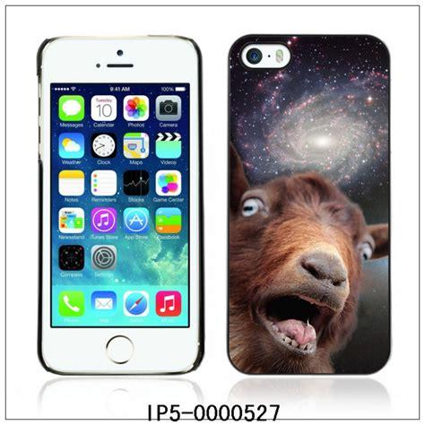 plastic cover meme space goat meme for iphone 5 5s plastic back