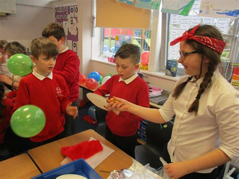 stanion c of e primary school year 1 and 2 classroom stanion c of e primary school science open day