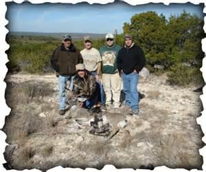 Blinds Spring Tx Bowhunting Crockett County Ozona Texas Crockett