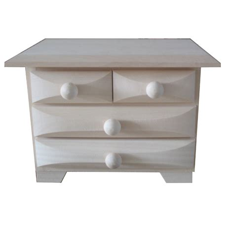 small unfinished wood chest of drawers plain small wooden chest of drawers unfinished to decorate