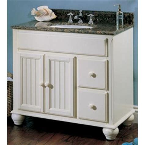 cottage 36 quot r vanity cottage 36 quot r vanity from fairmont designs