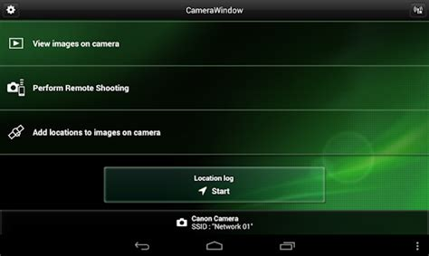 app canon camerawindow apk for windows phone android and apps - Canon Window Apk