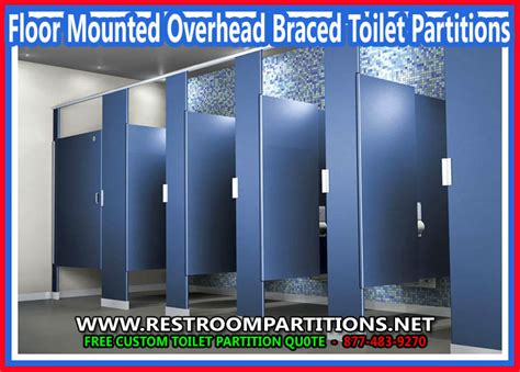 bathroom partitions for sale commercial floor mounted overhead braced toilet partitions