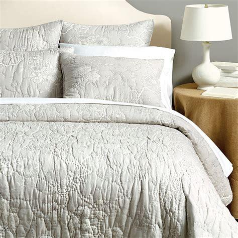 ballard designs bedding jardin toile quilt gray ballard designs