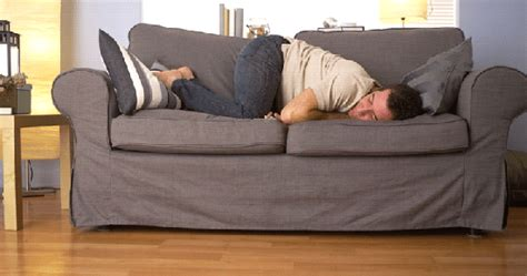 find a couch to sleep on couch vs mattress find out why your bed is the better
