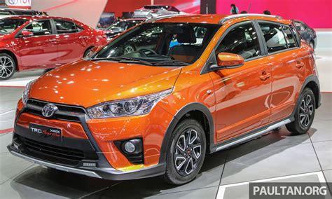 Toyota Yaris Trd At 2014 gallery toyota yaris trd sportivo at bangkok 2016
