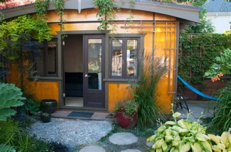 airbnb tiny house oregon micro guest house in portland oregon