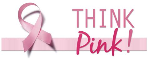 Think Pink For Breast Cancer Awareness by Get Your Pink On This October
