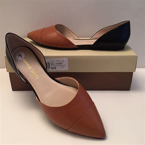 Le Agavi Ballet Flat Shoes Camel franco sarto franco sarto l hawk black camel ballet