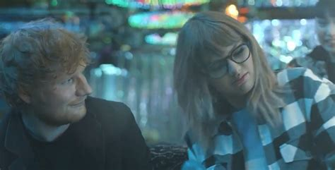 ed sheeran end game video trailer for taylor swift s end game ft ed