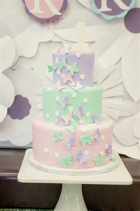 fairy st birthday party planning ideas supplies idea cake decorations peyton rowena