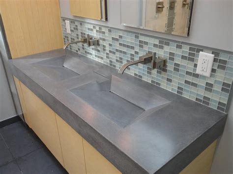 Concrete Countertops Nc by Photo Gallery Site Raleigh Nc The Concrete Network