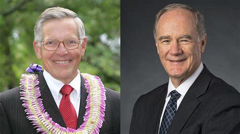 Byu Hawaii Mba Program by Byu Hawaii S Board Of Trustees Announces New President