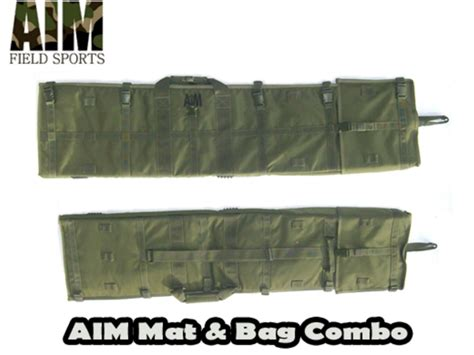 rug shooers for sale for sale aim shooting mat and gun combo gungle www gungle uk