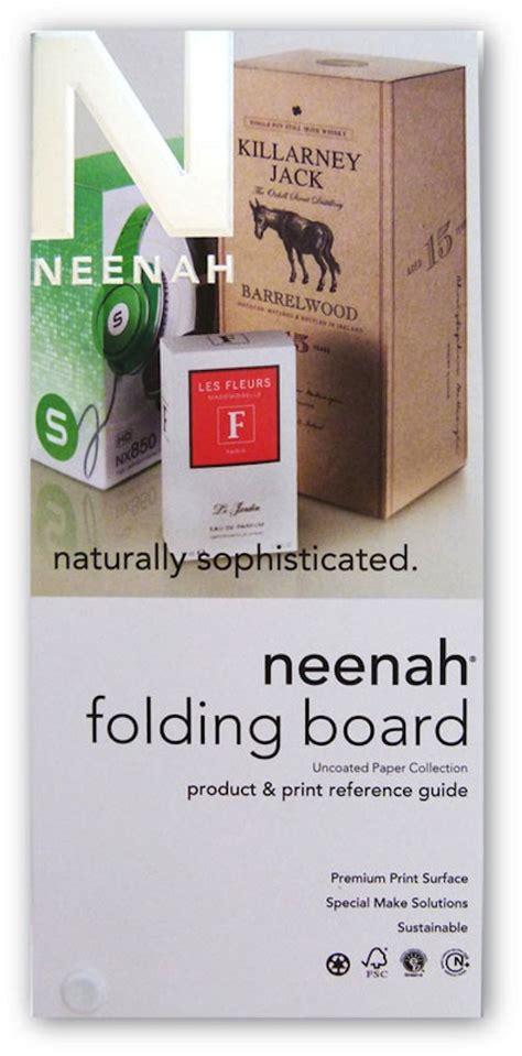 Paper Folding Board - neenah folding board guide paperspecs