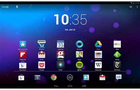 nova launcher nova launcher brings ok google to all jelly bean devices
