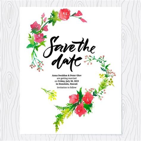 Wedding Invitation Design Free by Wedding Invitation Design Vector Free