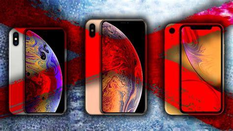 čo ma štve na novom iphone iphone xs xs max a iphone xr