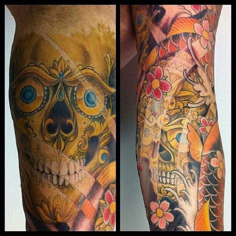 kapala tattoo instagram kapala skull tattoo by pete vaca full circle tattoo