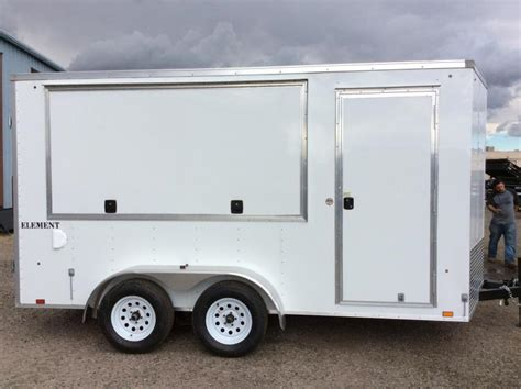 concession trailers 2016 look trailers vending 7x14 vending concession trailer jackssons albuquerque