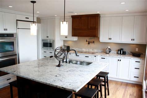 Remodelling Kitchen Ideas sienna hills kitchen swiss coffee white and walnut