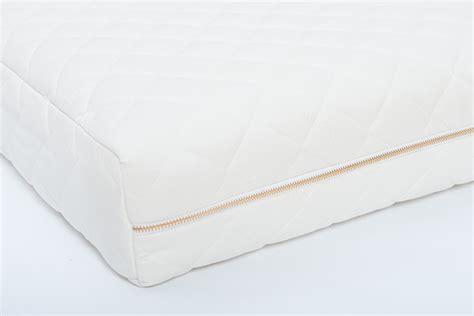 Sleeptek Crib Mattress Sleeptek Infant Organic Rubber Crib Mattress Soma