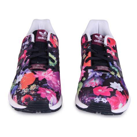 scarpe con fiori scarpe adidas donna con fiori