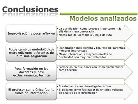 Modelo Curricular Semiflexible Ense 241 Anza En En La Universidad Modelo De An 225 Lisis Curri