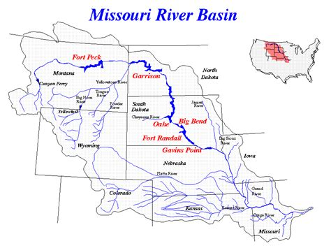 missouri map with rivers missouri river flooding 2011 map cruise guide