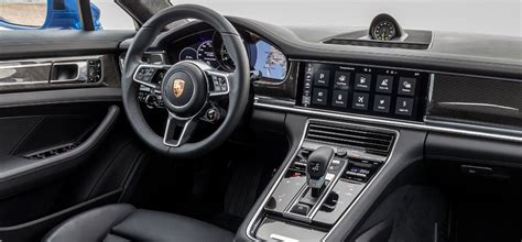 2018 Porsche Panamera Sport Turismo Price Engine 4 Door Porsche Interior