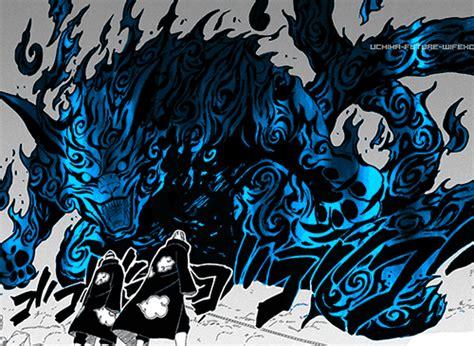 Kaos Anime Tailed Beast yugito nii anime amino