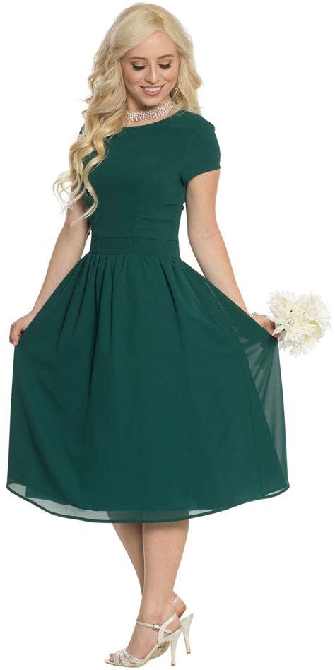 Greeny Dress best 25 forest green dresses ideas on emerald