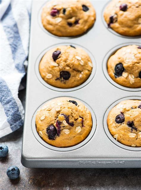 blueberry recipe best healthy blueberry muffin recipe