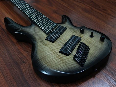 8 string fanned fret guitar halo seraphim 8 string fanned fret guitar