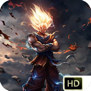 dragon ball z hd wallpaper apk app dbz real wallpapers apk for windows phone android