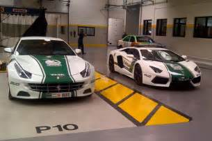 Dubai Cars Lamborghini Dubai Add Ff To Fleet With Sls Amg And