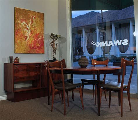 Swank Interiors by Retro Modern Becomes New Again At Swank Interiors