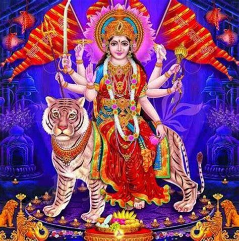 Mata Di jai mata di pictures for navratri hindu devotional