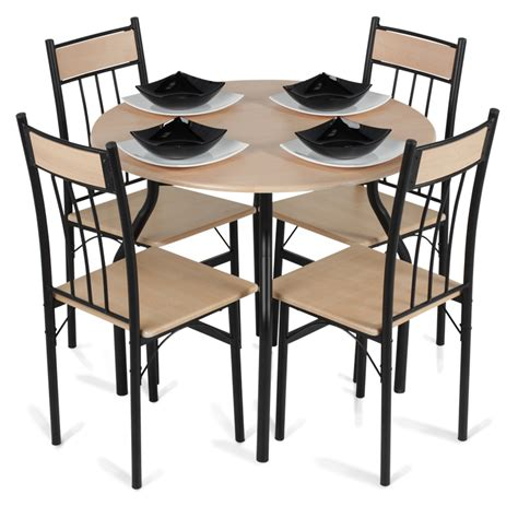 Modern Dining Room Table Png Dining Set Table With 4 Chairs 20011 Oak Price 76 18 Eur Set Table And Chairs