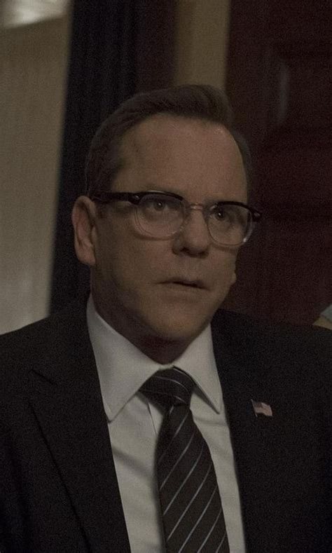 designated survivor kiefer sutherland glasses designated survivor clothes fashion and filming locations