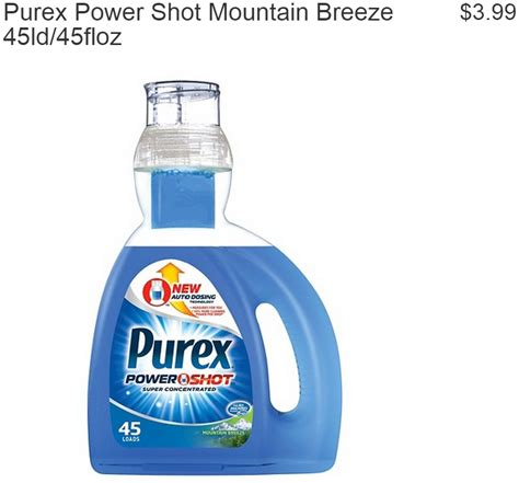 Extreme Couponing Mommy Free Moneymaker Purex At Target Laundry Target